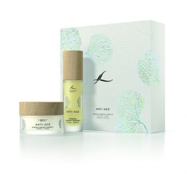 ANTI-AGE MINERAL ENERGY COMPLEX LINE - FACE SERUM AND CREAM