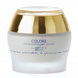 "SOOTHING CREAM FOR SENSITIVE SKIN ""COLORE"""