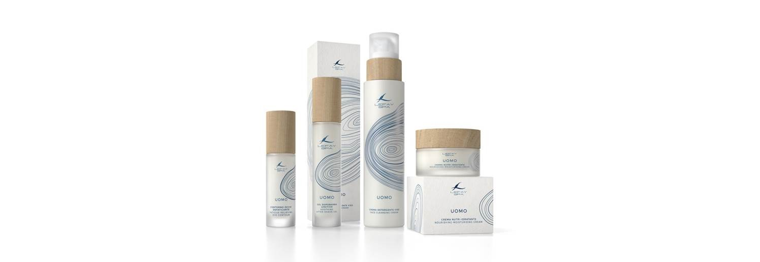 Men's Line Lefay SPA Cosmetic